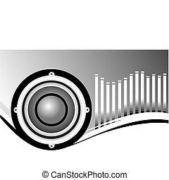 音樂, 插圖, 摘要
