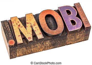 領域, mobi, 點, 網際網路