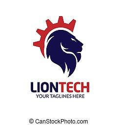 頭盔, 獅子, 標識語