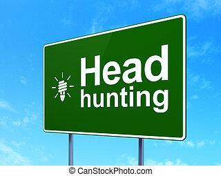 頭, 保留, 財政, 打獵, 能量, 簽署, 燈, concept:, 背景, 路