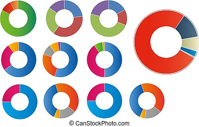 顏色, 圖形, 矢量, 圖表, 插圖