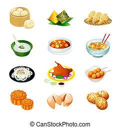 食物漢語, 圖象