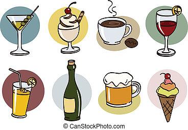 飲料, 集合