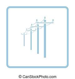 高, 線, 電壓, 圖象