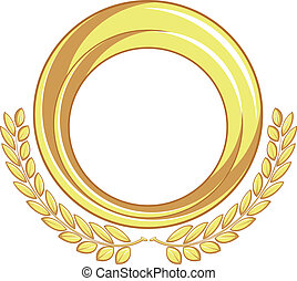 黃金, 徽章, 裝飾品