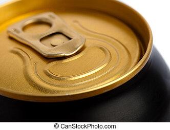 黃金, 罐頭能