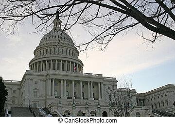 黎明, 州議會大廈