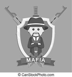 黑手黨, 象征, 老板