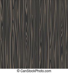 黑色, 木 紋理