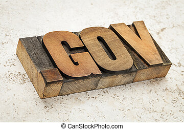 點, 網際網路, gov, 領域