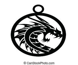 龍, 紋身