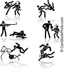 -, 比賽, 奧林匹克, 幽默, 4