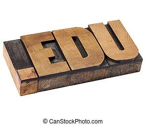 -, 點, 領域, edu, 網際網路