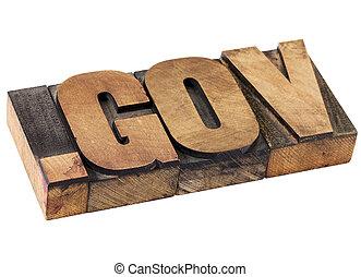 -, gov, 點, 政府, daomin, 網際網路