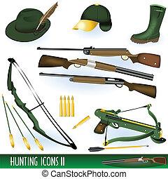 2, 打獵, 圖象