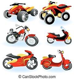 2, 摩托車, 圖象