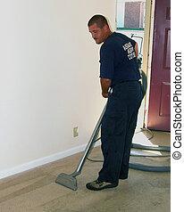 2, 清掃, 地毯