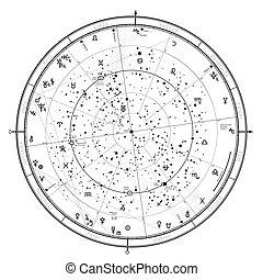 2021., january, 占星術, 星象, 1