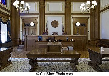 3, 請求, 庭院, 法庭