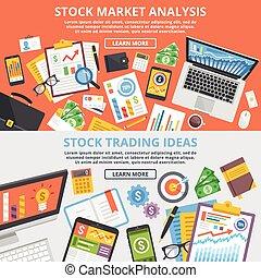 analytics, 證券市場, 概念