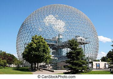 biosphère, 蒙特利爾