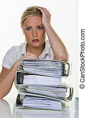 burnout, 辦公室