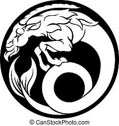 capricorn, 黃道帶, 星象徵候