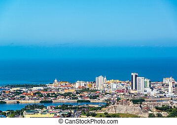 cartagena, 具有歷史意義, 哥倫比亞