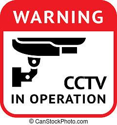 cctv, 安全照像机, pictogram