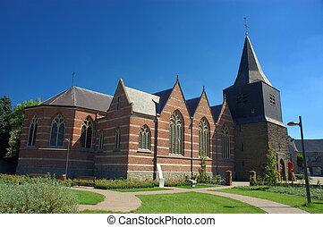 church., 老