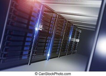 datacenter, 概念, hosting
