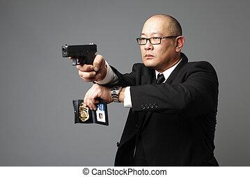 fbi, 代理