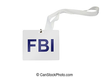 fbi, 通行證