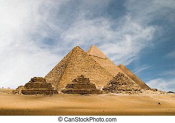gizeh, 金字塔