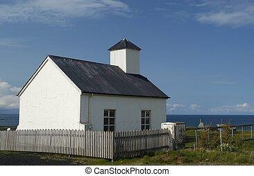 ii, 冰島, 教堂