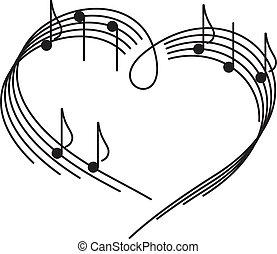 love., 音樂