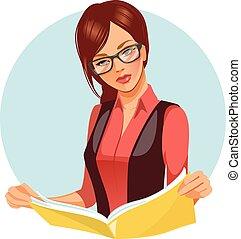 magazine., 婦女讀物