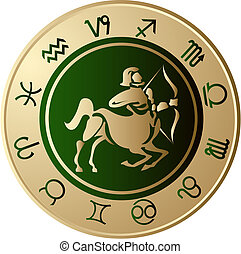 sagittarius, 星象