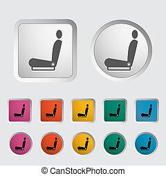 seat., 圖象, 熱