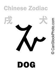 (sign, 狗, zodiac), astrology:, 漢語