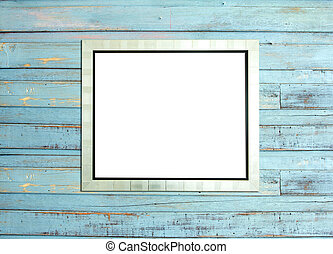 silve, 藍色, 木頭, 背景, 畫框架, 葡萄酒