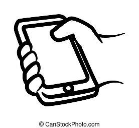 smartphone, 設計