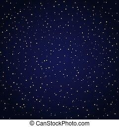 starry 天空, 背景, 夜晚
