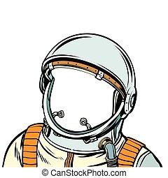 suit., 宇航員, 空間