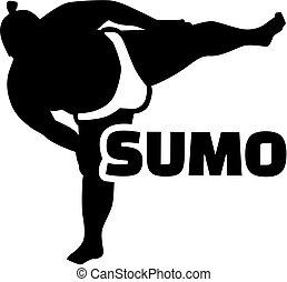 sumo, 詞, 摔跤運動員
