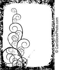 swirly, 背景
