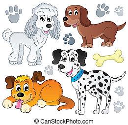 topic, 圖像, 狗, 3
