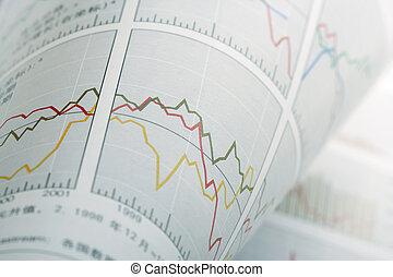 turnup, 財政圖表