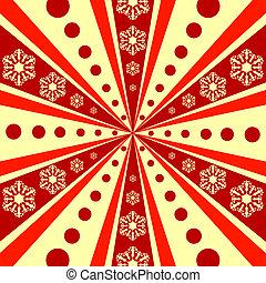 (vector), 背景, 光線, 摘要, 聖誕節