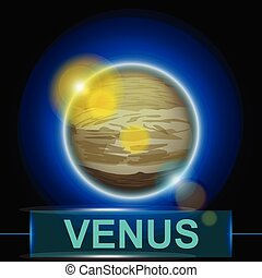venus, 行星